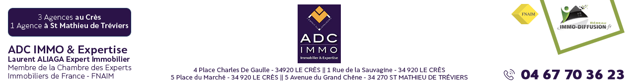 ADC IMMO & EXPERTISE