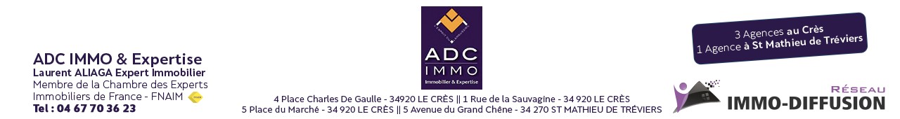 ADC IMMO et EXPERTISE